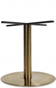 Rome copper & Brass table base